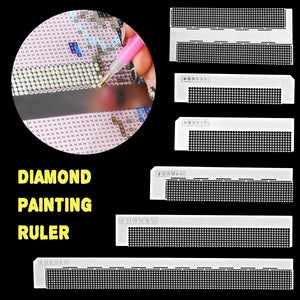 Diamond art Ruler Tool
