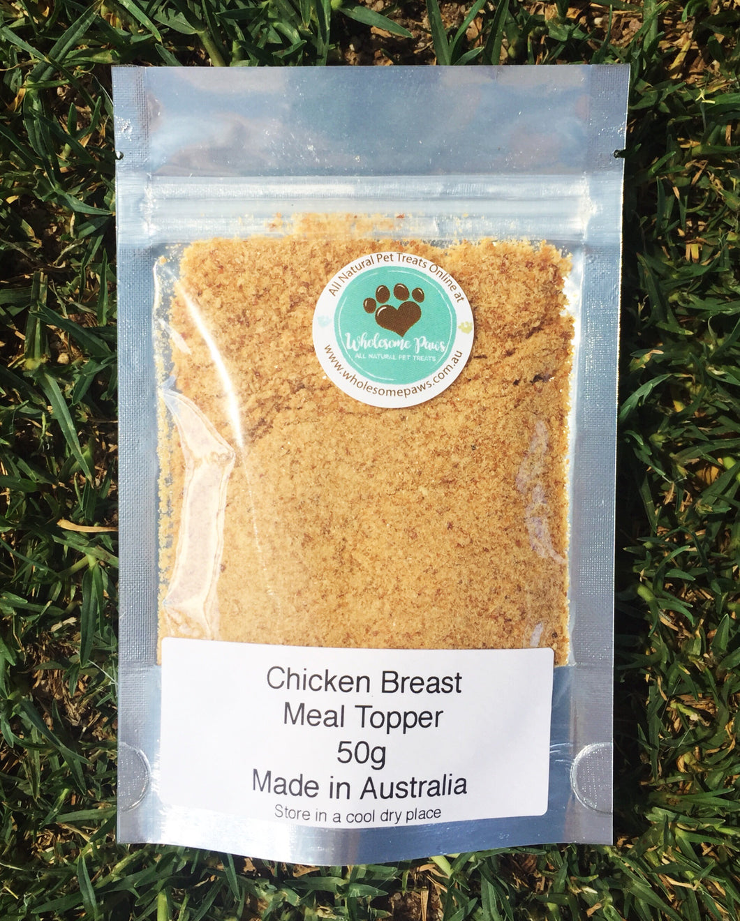 Chicken Breast Meal Topper 50g
