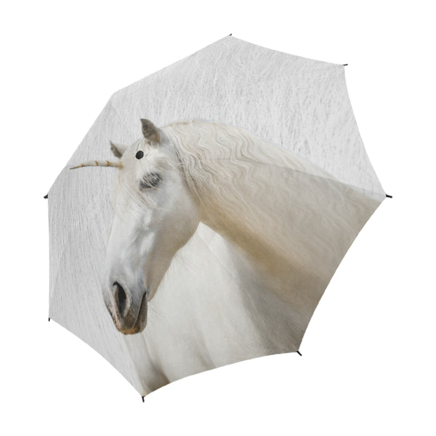 TD 30 Unicorn Fur Texture Umbrella