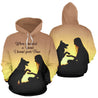 ln 1 german shepherd found your paw 3d hoodie