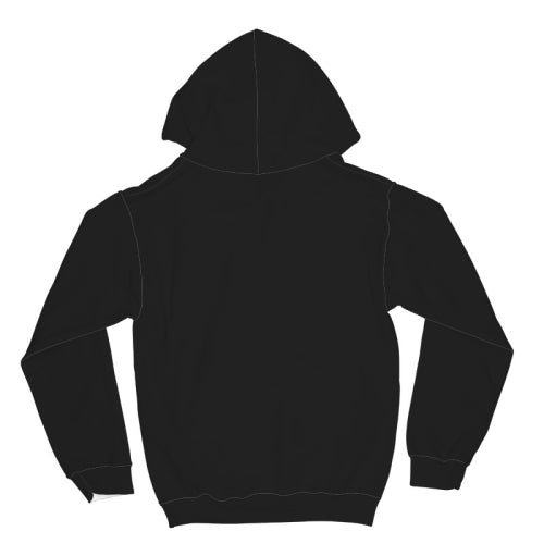 TR Penguin Christmas Night Contrast Hoodie