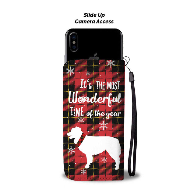 TR Aussie The Most Wonderful Time Wallet Case
