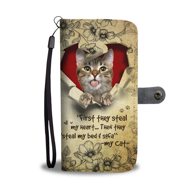 Nh 2 Cat Wallet Case