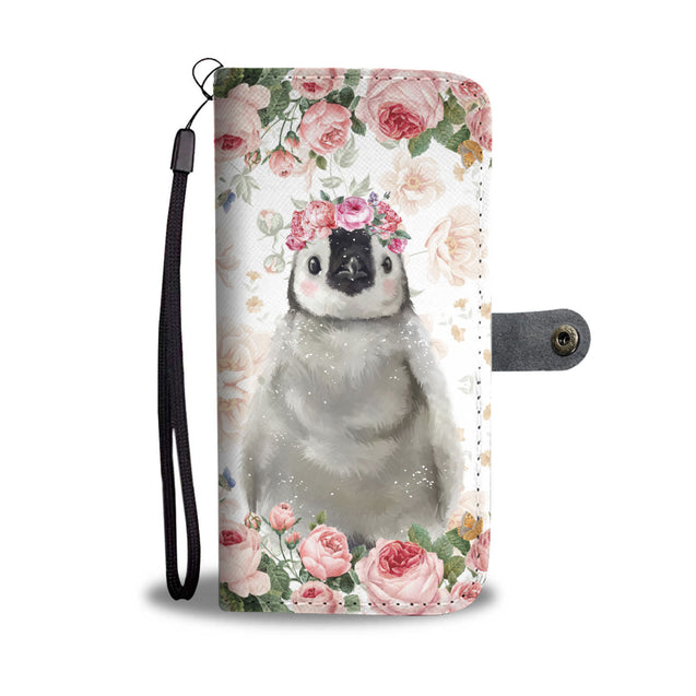 ln-1-penguin-pink-flowers wallet case