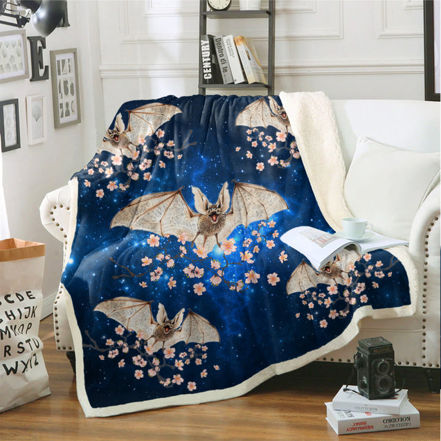 TD Bat Night Blanket