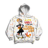 Nh 2 3D Hoodie Chicken Lady