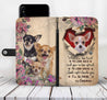 TH 2 Chihuahua Will Be There Wallet Case