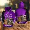 TH 2 Maine Coon Cat Can't Be Broken Hoodie