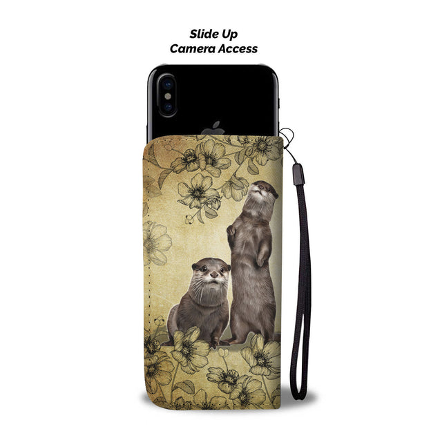 Nh 2 Otter Torn Wallet Case
