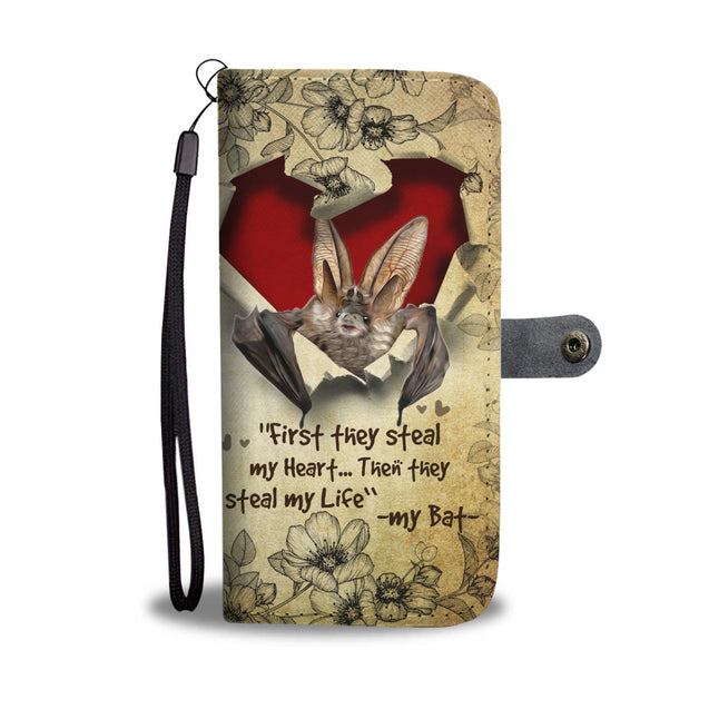Nh 2 Bat Torn Wallet Case