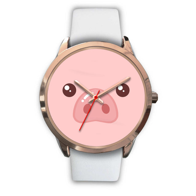 Nh 6 Pig Cute Watch