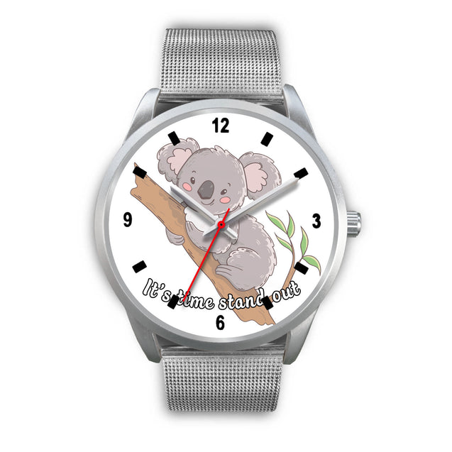 Nh 6 Koala Cute Watch