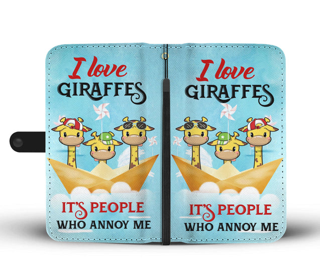 ln 1 giraffe people annoy me wallet case (1)
