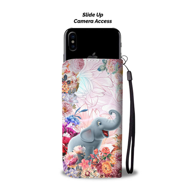 nh 6 elephant remembered wallet case