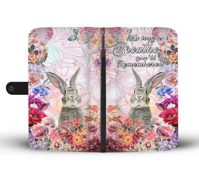 nh 6 rabbit remembered wallet case