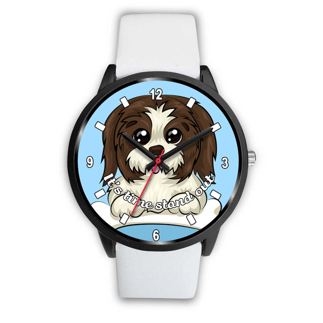 Nh 6 Shih Tzu Cute Watch