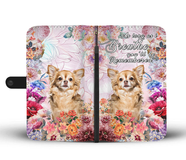nh 6 chihuahua rememberd wallet case