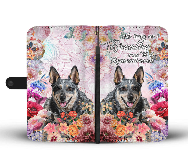 nh 6 heeler remembered wallet case