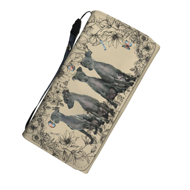 Nh 6 Greyhound Womens Wallet