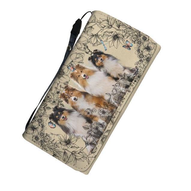 Nh 6 Shelties Womens Wallet