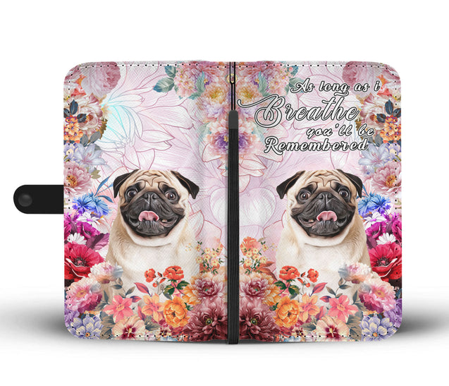 nh 6 pug remembered wallet case