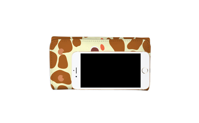 nh 6 giraffe cute womens wallet