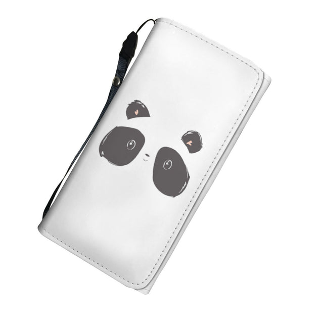 nh 6 panda cute womens wallet