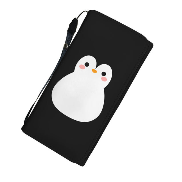 nh 6 penguin cute womens wallet