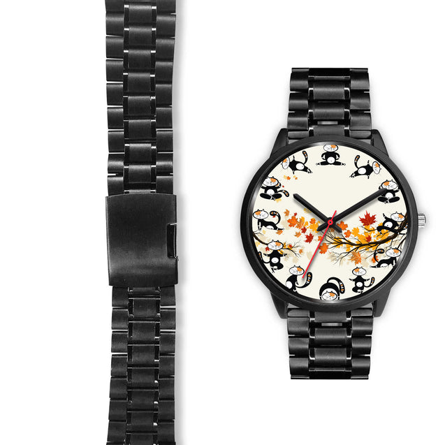 nh cat maple leaves watch