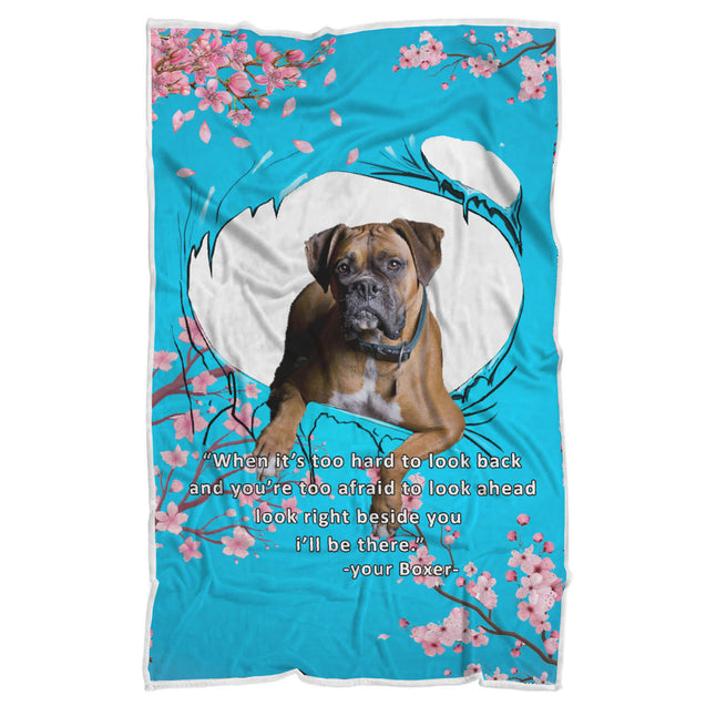 nh 6 boxer beside you blanket