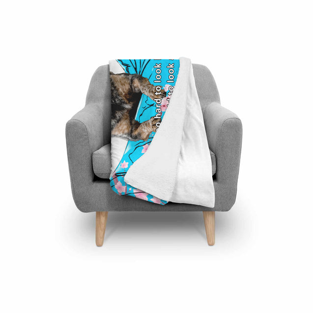nh 6 heeler beside you blanket