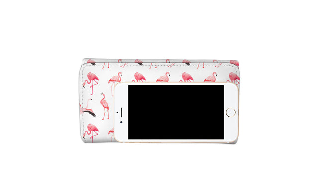 nh flamingos lovely womens wallet