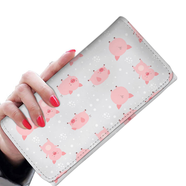 nh pigs lovely womens wallet