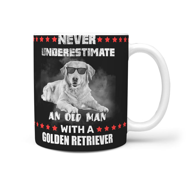 nh 6 golden retriever never underestimate