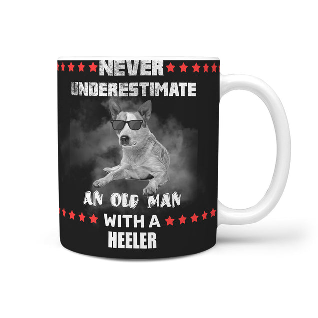 nh 6 heeler never underestimate 360 mug