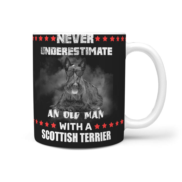 nh 6 scottish terrier never underestimate 360 mug