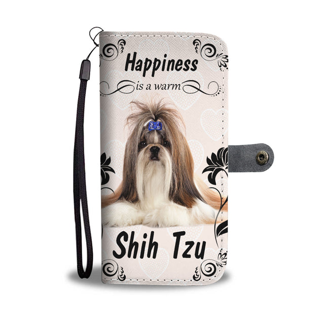 vt Shih Tzu is happiness