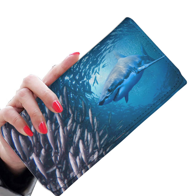 Ta Shark Ocean Womens Wallet