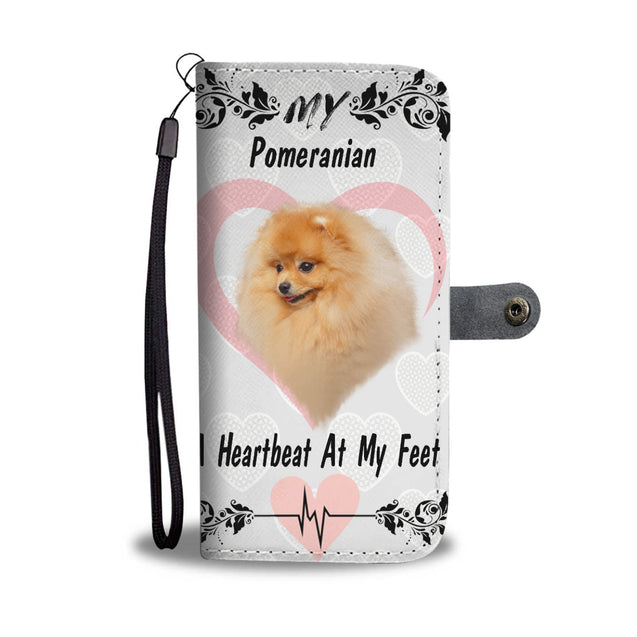 Vt Pomeranian is heartbeat
