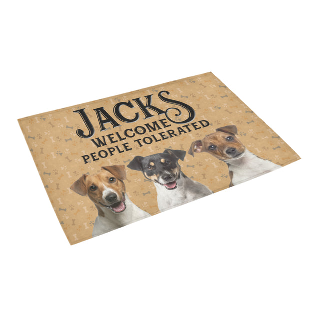 Nh 1 Jack Jussell Welcome doormats