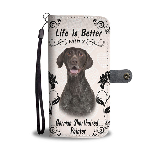 Ta German Shorthaired Pointer Better