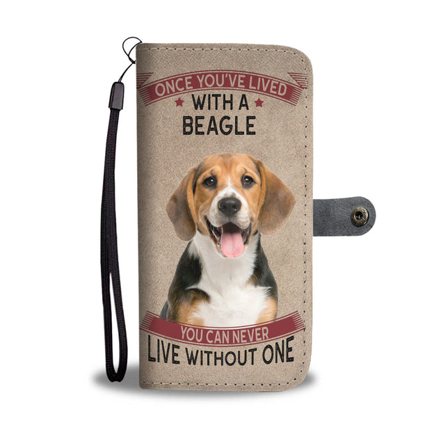 vt-9-Beagle phone wallet