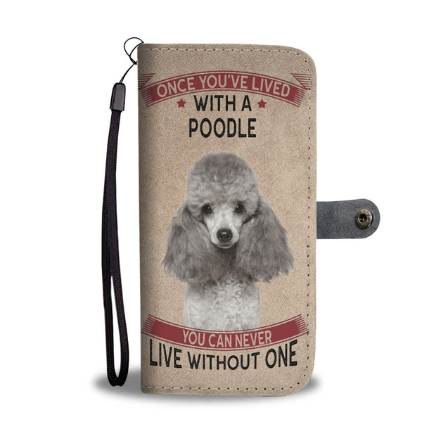 vt-9-Poodles phone wallet
