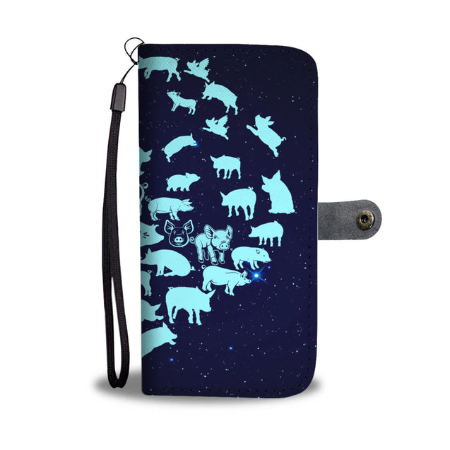 vt-2-pigs phone wallet