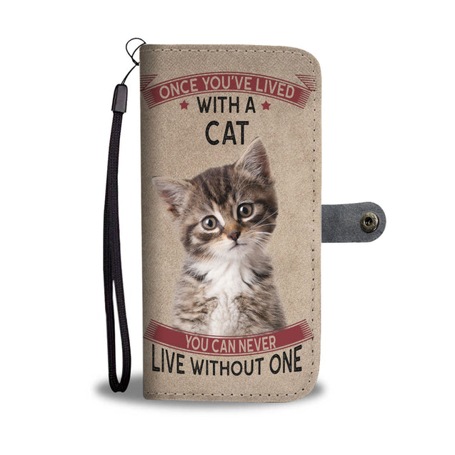 vt--9-cat phone wallet