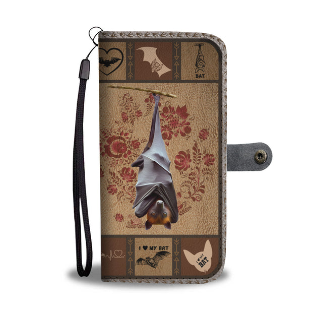 TH 5 Bat Will Be There Phone Wallet Case (Ver 2)