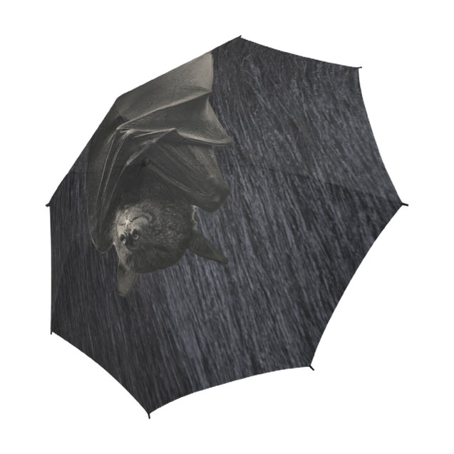 TD 6 Bat Fur Texture Umbrella