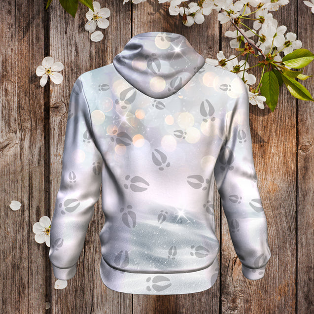 Nh 5 3D Hoodie Cow love at first