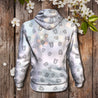 Nh 5 3D Hoodie Giraffe love at first