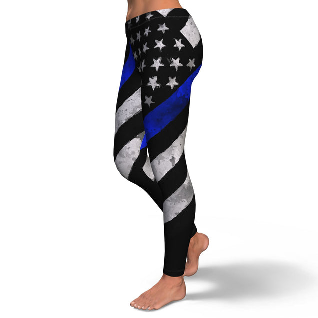 leggings  Blue Line